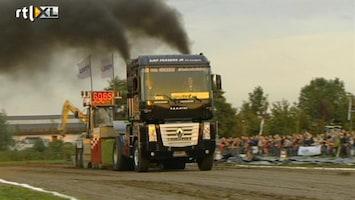RTL Transportwereld Trucktrek in Almkerk