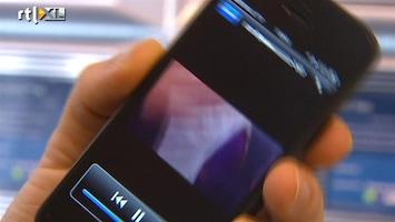 RTL Nieuws Telecomaanbieders azen op nieuw mobiel netwerk