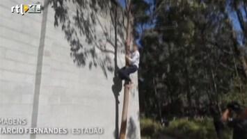 RTL Nieuws Gevangenen ontsnappen in Sao Paulo