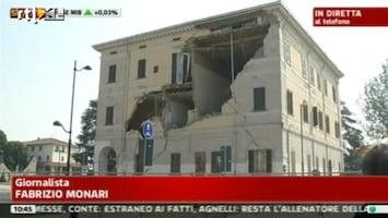 RTL Nieuws Weer zware aardbeving in Italië
