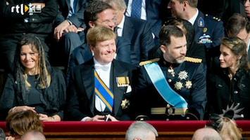RTL Boulevard Royals bij beëdiging paus Franciscus I