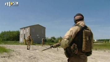 RTL Nieuws Kunduz-missie begint met krtiek