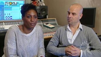 RTL Boulevard Dubbel interview Edsilia en Tjeerd
