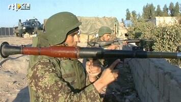 RTL Nieuws Taliban vallen militaire basis in Afghanistan aan