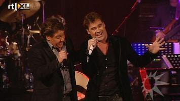 RTL Boulevard Rene Froger en Jeroen van der Boom presenteren