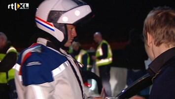 RTL Nieuws Controles in oostelijk grensgebied