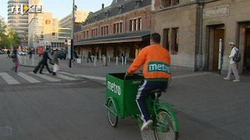RTL Nieuws Telegraaf koopt gratis krant Metro