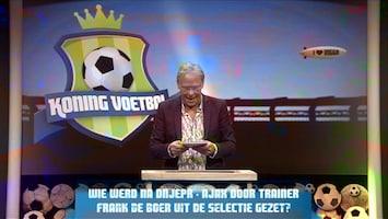 Koning Voetbal Afl. 1