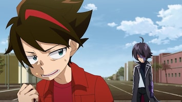 Bakugan Battle Planet - Afl. 1
