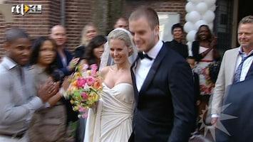 RTL Boulevard Jim en Bettina getrouwd!