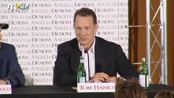 Films & Sterren Tom Hanks als piraat