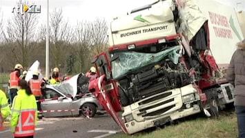 RTL Nieuws Zwaar ongeluk op A12 richting Arnhem