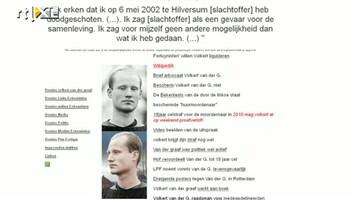 Editie NL Volkert van der G. wil anoniem blijven