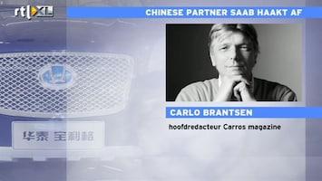 RTL Z Nieuws 'Het was al 2 voor 12 voor Saab'