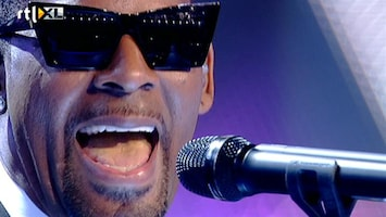 X Factor R. Kelly - When A Woman Loves