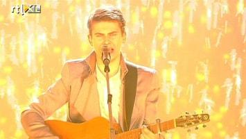 X Factor - Brandalarm Na Optreden Haris