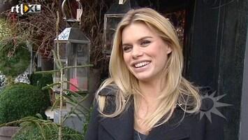 RTL Boulevard Nicolette van Dam geniet van zwangerschap