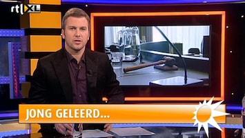RTL Boulevard 'Jeugdrechtbank moet jonge boefjes gaan corrigeren'