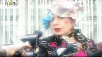 RTL Boulevard Anna Piaggi overleden