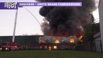 Editie NL Grote brand Enschede