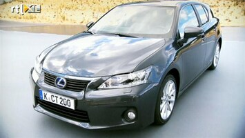 RTL Autowereld Lexus CT200h