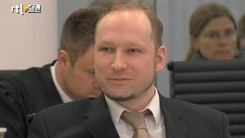 RTL Nieuws Breivik hoort vandaag vonnis