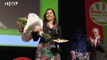 RTL Nieuws Jolande Sap in het zonnetje gezet door GroenLinks