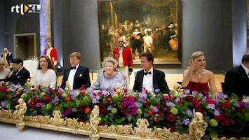 RTL Nieuws Vorstelijk diner in het Rijksmuseum