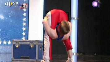 Het Beste Van Got Talent Worldwide Bizarre fysieke talenten
