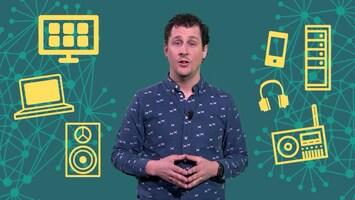 5g internet netwerk zelfrijdende auto snelle verbinding