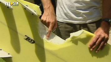 RTL Nieuws Australische surfer overleeft aanval haai