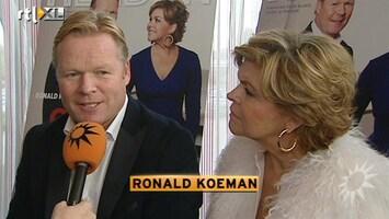 RTL Boulevard Ronald en Bartina over Bartina's ziekte