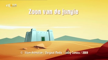 De Daltons Zoon van de jungle