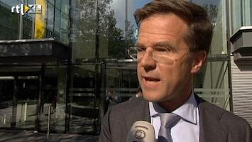 RTL Nieuws Rutte: Land verwacht dat kabinet regeert
