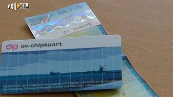 RTL Nieuws OV-chipkaart wint terrein