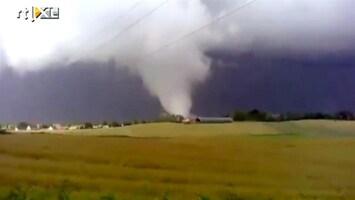 RTL Nieuws Tornado raast over Polen: 1 dode
