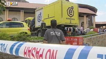 RTL Nieuws Zwaargewonden bij explosie Cran Canaria