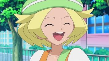 Pokémon Een sportvisdeskundige in een wedstrijd die niet in de haak is!