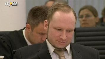 RTL Nieuws Breivik: 'Ik handelde uit goedheid'