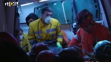 RTL Nieuws Geveangenisopstand in verwoest Turkije