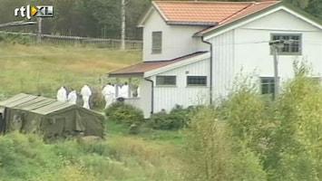 RTL Nieuws Zoektocht naar sporen bij boerderij Breivik