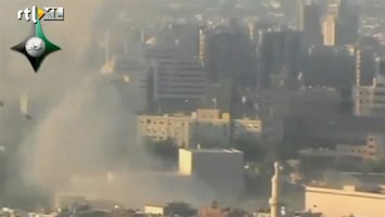 RTL Nieuws Syrische rebellen bestormen ministerie