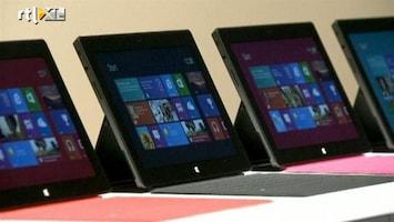 RTL Nieuws Microsoft komt met concurrent iPad