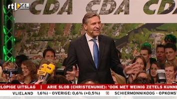 RTL Nieuws Buma: Fundament voor nieuw CDA is gelegd