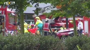 RTL Nieuws Amsterdammer zwaargewond na politieachtervolging