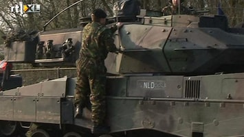 Editie NL Te koop: tweedehands tank