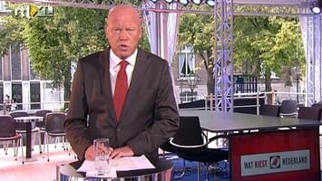 RTL Nieuws 'Politici gedragen zich alsof ze op de vismarkt staan'