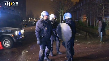 RTL Nieuws Internetpolitie om rellen te voorkomen
