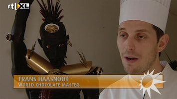 RTL Boulevard Frank Haasnoot wint World Chocolate Masters