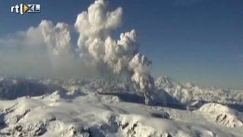 RTL Nieuws Vulkaan Chili staat op uitbarsten